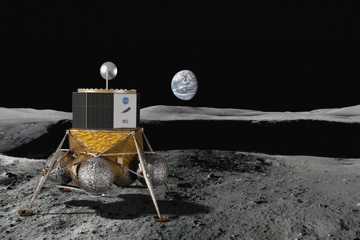 El fundador de Amazon ofrece 2.000 millones de dólares para volver a la Luna