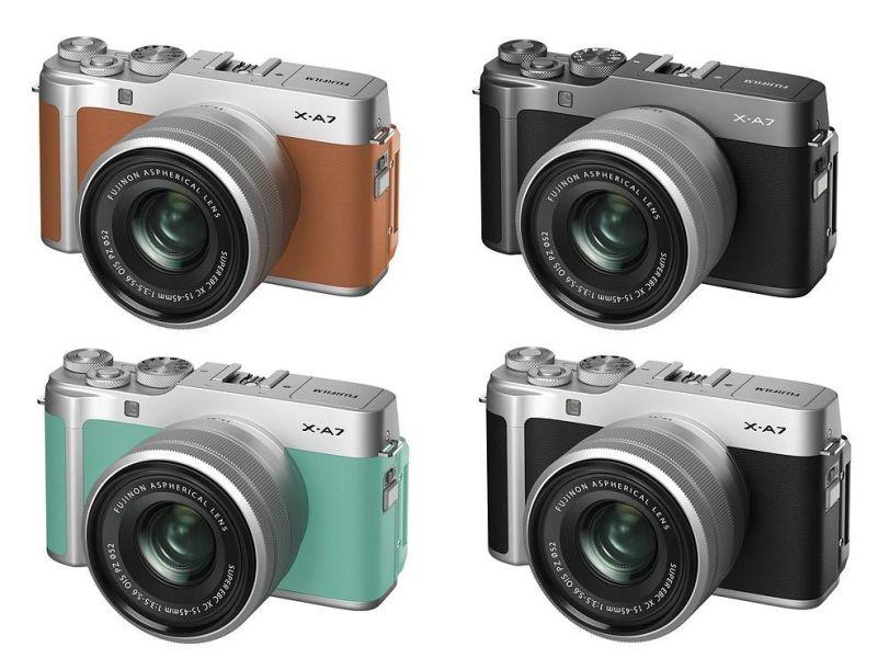 Fujifilm-XA7
