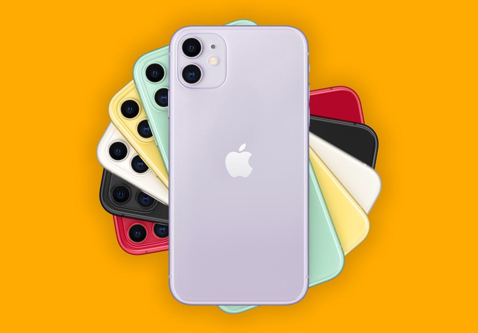 iphone 11 portada