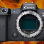 La Canon EOS R5 tiene problemas de calentamiento con el vídeo 4K/8K