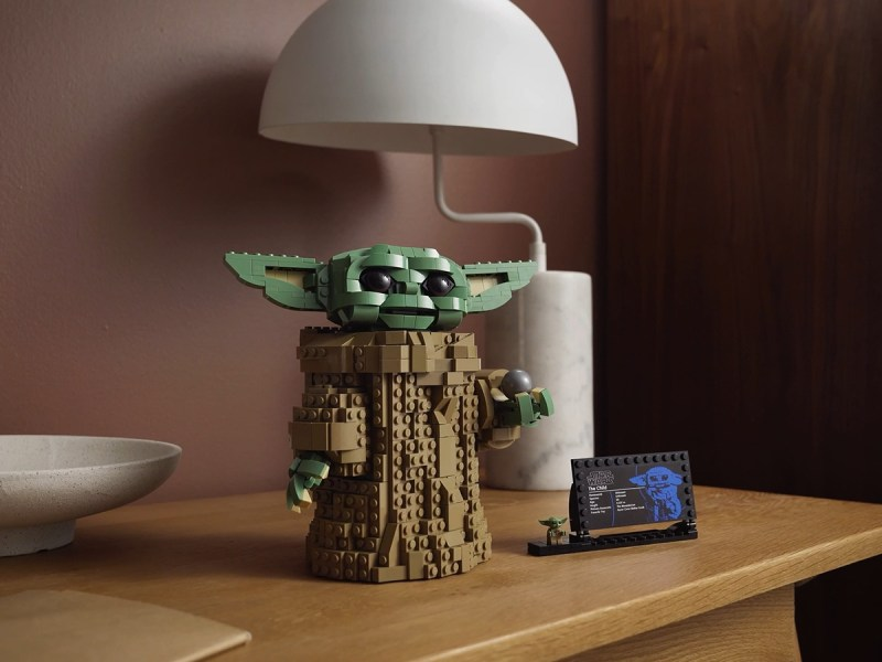 Star Wars Lego The Child