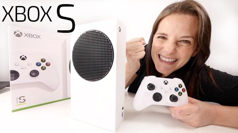 xbox series s unbox microsoft