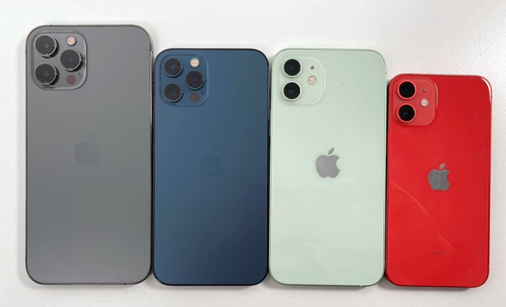 iphone 12 mini pro max