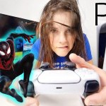 ps5 playstation 5 spiderman gameplay