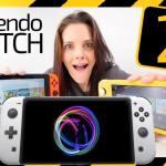 Los rumores confirman la Nintendo Switch 2 con pantalla OLED y 4K