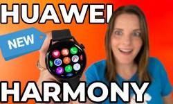huawei watch 3 harmony