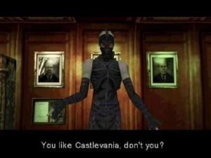 Fighting Psycho Mantis // Metal Gear Solid, Konami