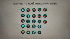 Moody, moody, moody! The moodlets will tell you how your character is feeling.