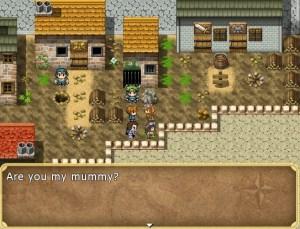 mummy steel and steam