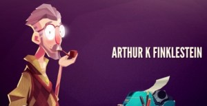 Jenny LeClue is narrated by Arthur K. Finklestein, a writer who will guide players through any difficulties. It feels as though you're in the middle of a mystery novel.