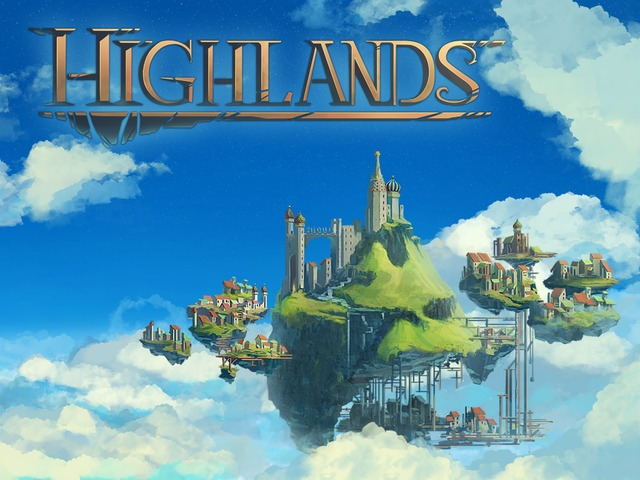 Highlands is a hand drawn strategy RPG Kickstarter video game.