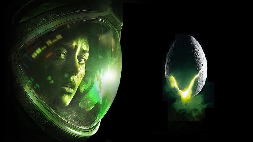 Alien Isolation from Sega and The Creative assembly is a horror suspense game and it's our non crowdfunded game of the month. We compare the original Alien movie to Alien Isolation.