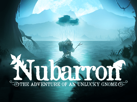 Nubarron: The Adventure of an unlucky gnome is a dark puzzle platformer from Nastycloud and its on Kickstarter