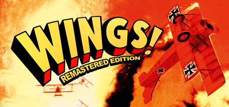 A review of Cinemawares Wings! Remastered, an update to their classic WWI game, Wings! It was on Kickstarter last year, and finally available!