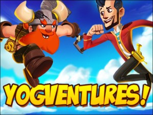 Yogventures! was a Kickstarter funded open world adventure game.