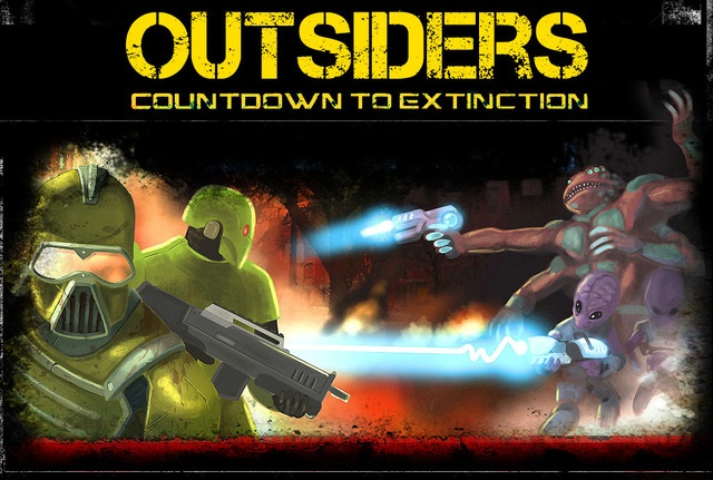 Space Hulk and X-Com go Augmented Reality in Outsiders: Countdown To  Extinction now