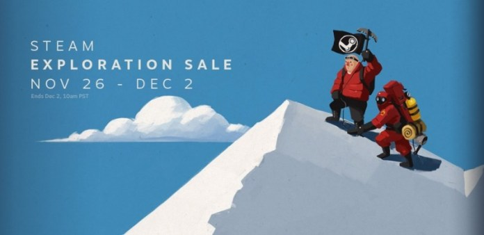 Steam is having its annual pre-Holiday sale. Lets take a look at some of the best  crowdfunded games available!