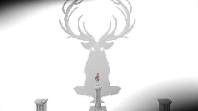 The Deer God is a Kickstarter funded RPG platformer where the player takes on the form of a Deer.