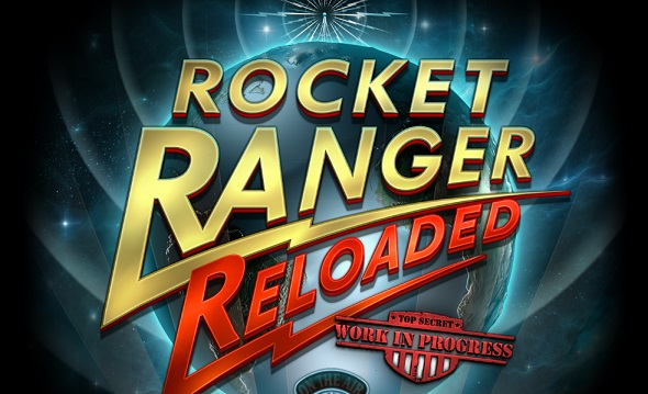 Rocket Ranger Reloaded is an update to the classic Cinemaware action game Rocket Range and it's on Kickstarter.