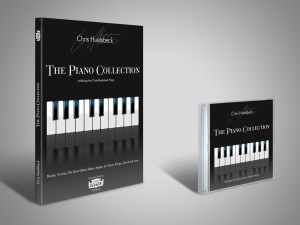 Chris Huelsbeck - The Piano Collection & Limited Score Book