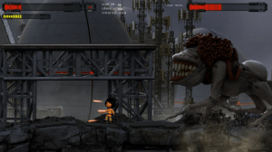 Daydreamer is a side scrolling shooter that's crowdfunding on Kickstarter