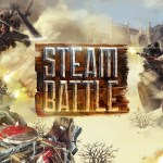 Steam Battle is a Steampunk MMO Shooter that's currently crowdfunding on Kickstarter.