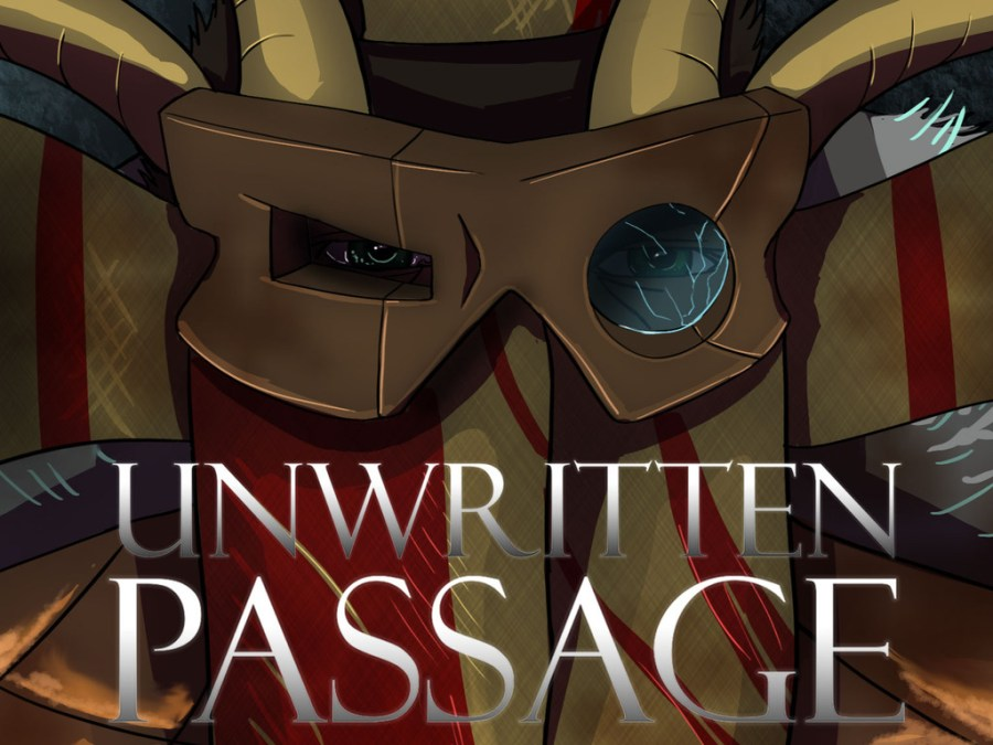Unwritten Passage, also known as Unwritten: That Which Happened is a Kickstarter funded strategy game that's gone MIA.