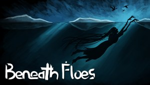 Beneath Floes is an interactive fiction game on Kickstarter that tells the story of the Nunavut people.