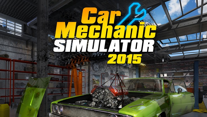Car Mechanic Simulator 2015 is a car mechanic simulator that's now crowdfunding on Kickstarter.