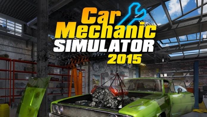 Car Mechanic Simulator 2015 is a car mechanic simulator that's now crowdfunding on Kickstarter.