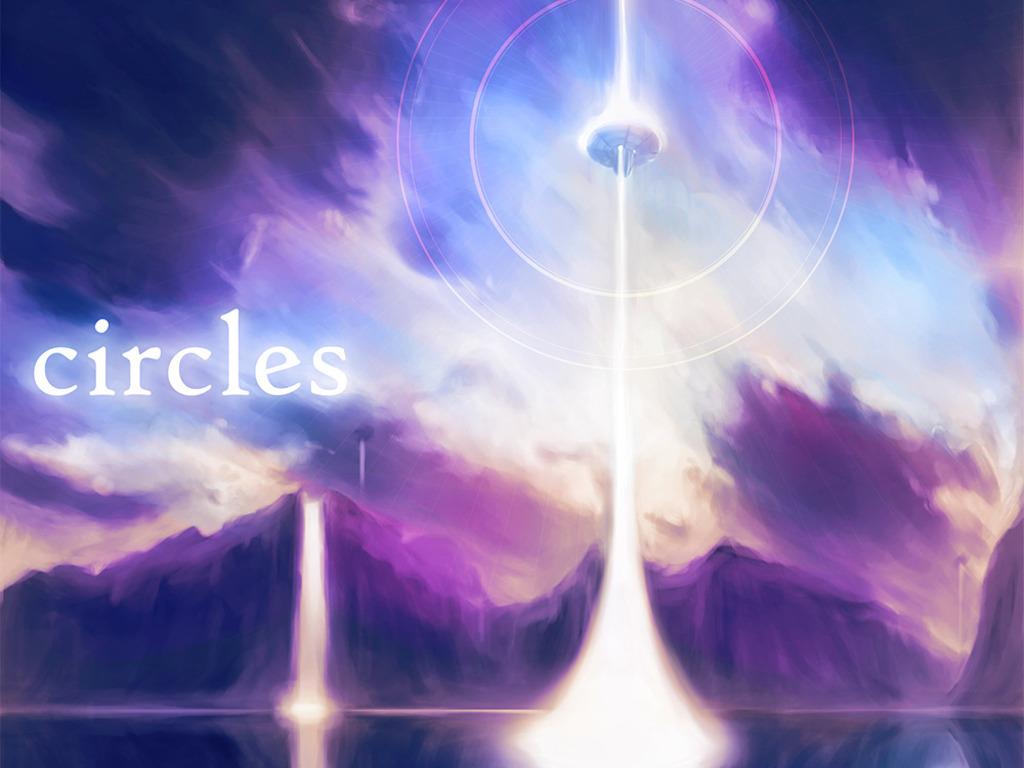 Circles is a visual novel on Kickstarter that really focuses on the Novel part.