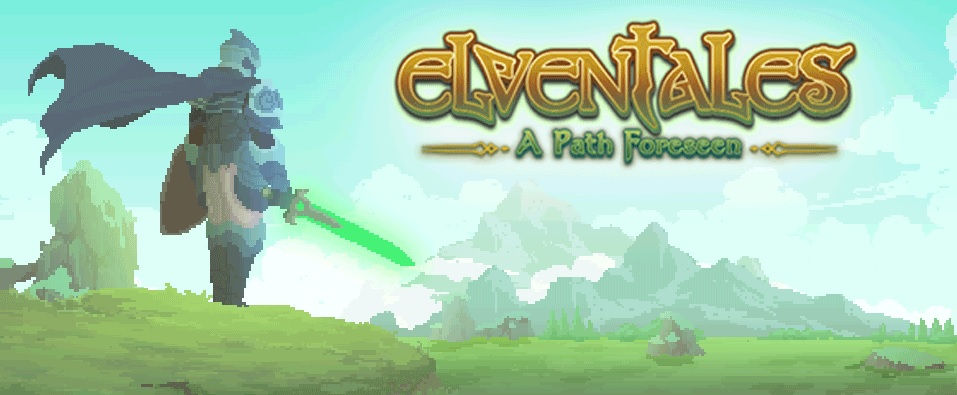 Elven Tales is a fantasy RPG with some beautful pixel art that's now on Kickstarter.