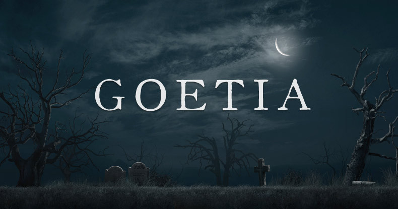 Dark and Classic Adventure Gaming in Goetia, now crowdfunding on kickstarter