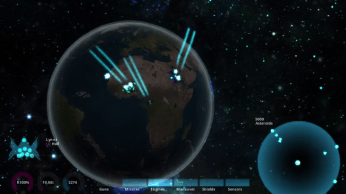Sol Trader is an Asteroids and Elite mashup that's on Kickstarter