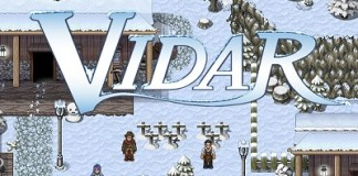 Vidar is a unique 16 bit style RPG that's now funding on Kickstarter.