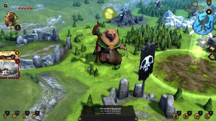 Armello offers a high-quality tabletop-like experience, unseen in crowdfunded games so far... But is it worth buying in early access?