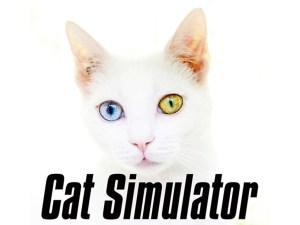 Cat Simulator is exactly what it sounds like; a cat simulator. It's crowdfunding now on Kickstarter.