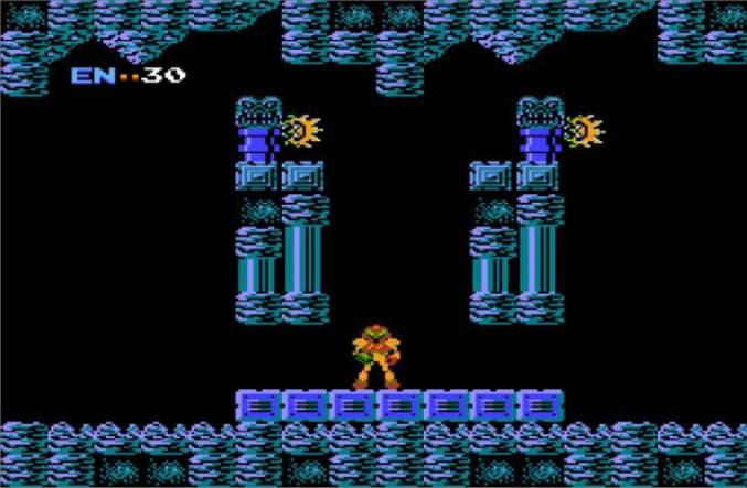 Metroid for the original NES