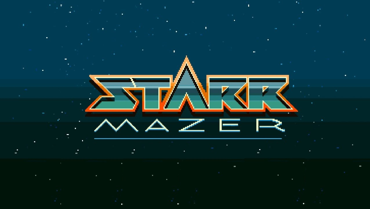 Starr Mazer is a point and click adventure game mixed with shooter elements crowdfunding on Kickstarter.