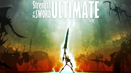 Strength of the Sword is a action brawler that's being crowdfunded on Kickstarter.