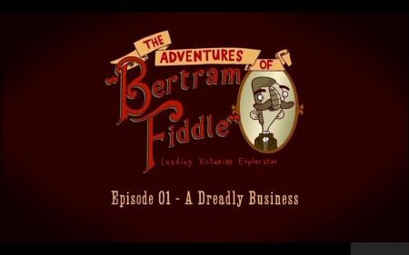 Bertram Fiddle