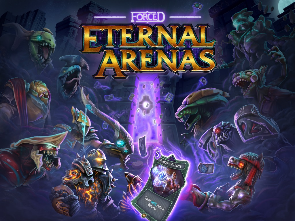 Forced: Eternal Arenas