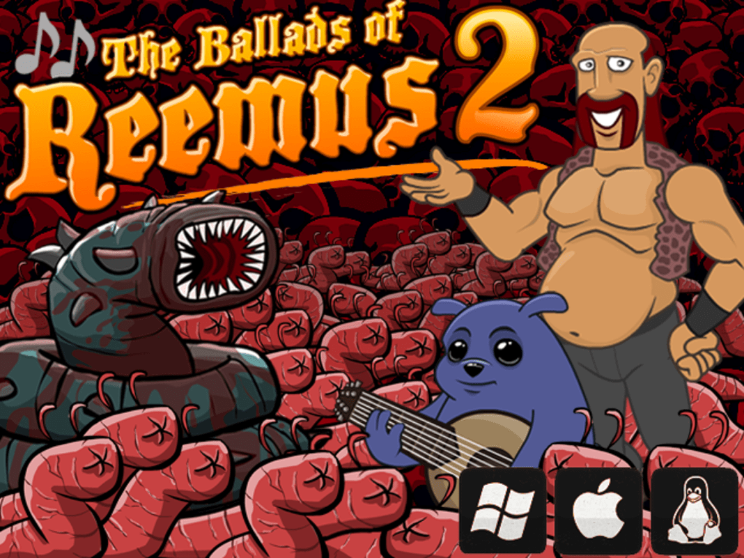 The Ballads of Reemus 2