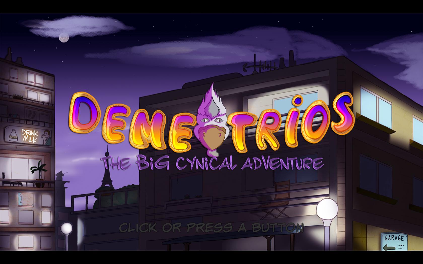 Demetrios