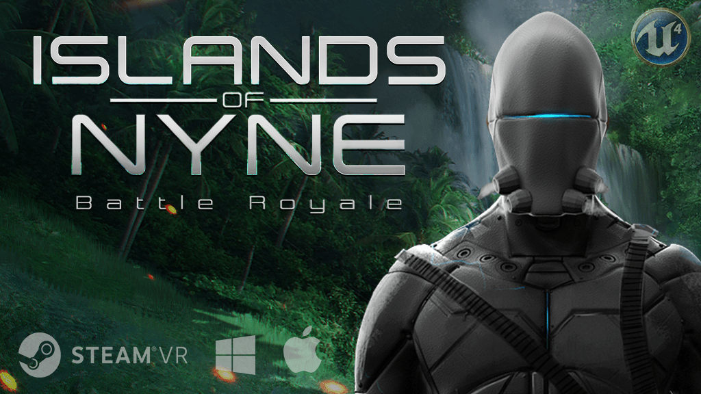 Islands of Nyne: Battle Royale Makes First Person Shooters Truly Massive