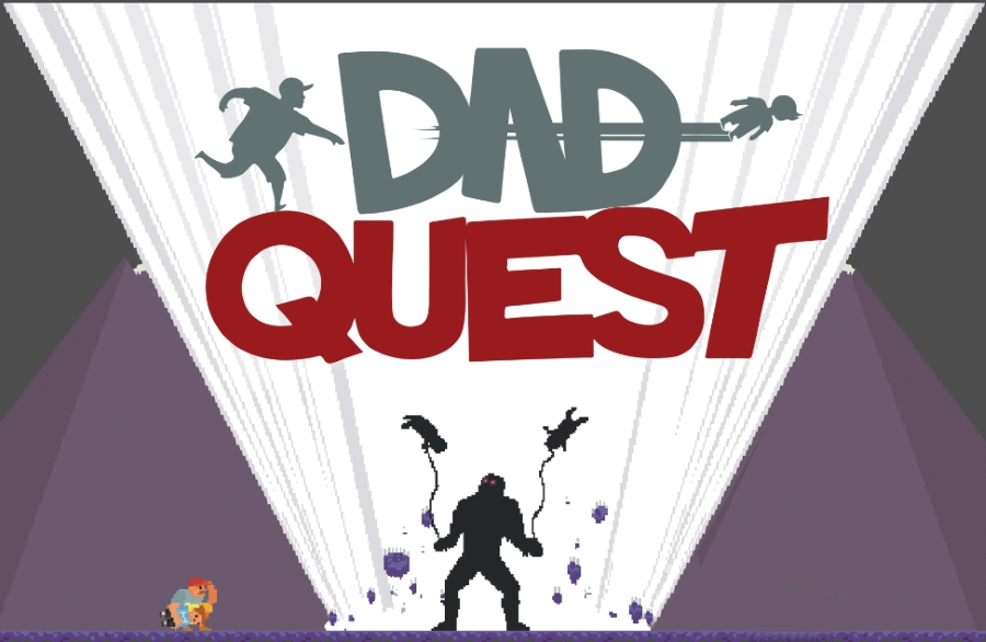 Dad Quest Switches Up Game Mechanics, Still Throws Kids