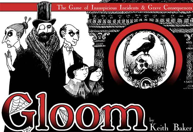 Spreading Gloom from Your Tabletop to Your Screen(s) - Cliqist