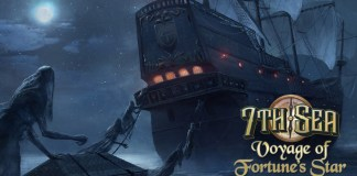 Voyage of Fortune's Star