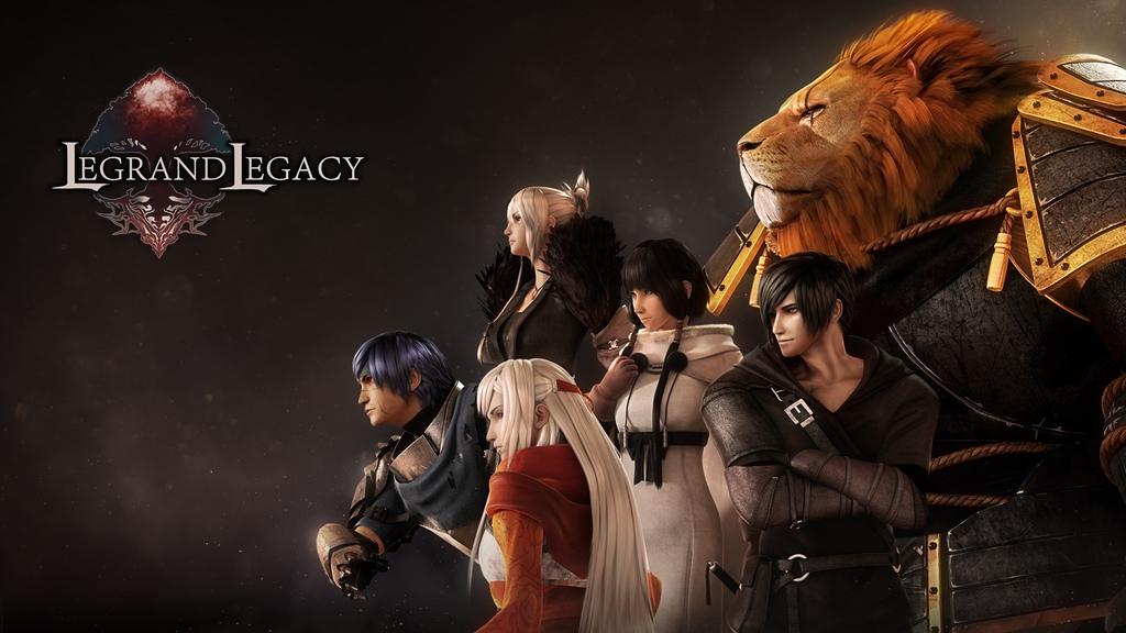 Semisoft Casts Revive On Kickstarter For Legrand Legacy