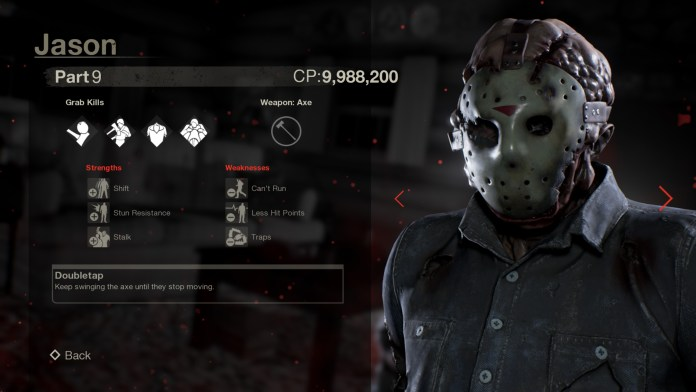 Friday The 13th The Game Jason Part 9